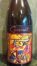 2009 Covenant Chardonnay, Lavan