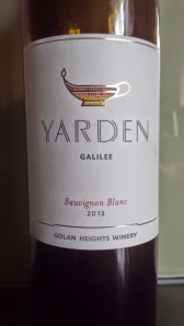 2013 Yarden Sauvignon Blanc
