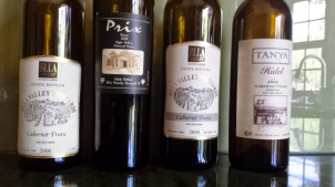 Four Cabernet Franc wines