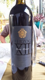 2007 Herzog Caberent Sauvignon, One Over VII, Napa Valley
