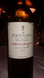 2009 Four Gates Cabernet Sauvignon