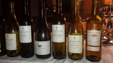 Close up of the wines - 1