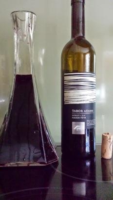 2010 Tabor Merlot, Adama