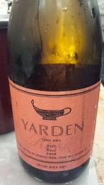 2009 Yarden Rose Brut