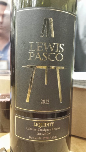 2012 Lewis Pasco Liquidity