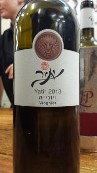 2012 Yatir Viognier