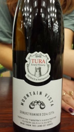 2014 Tura Gewurtztraminer, Mountain Vista