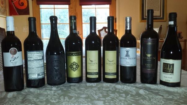 OTBN 16 Wine List