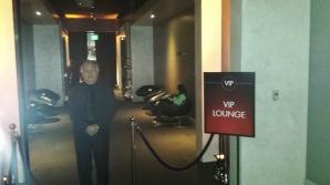 KFWE LA VIP Lounge