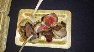 VIP Plate of Carved meats
