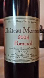 2004 Chateau Montviel, Pomerol