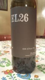 2008 Elvi Wines EL26