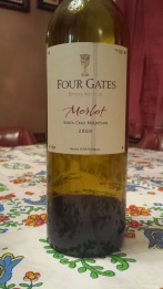 2009 Four Gates Merlot