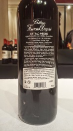 2010 Chateau Fourcas Dupre, Listrac-Medoc - bl