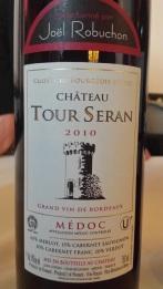 2010 Chateau Tour Seran, Medoc