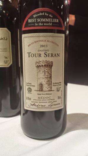 2011 Chateau Tour Seran, Medoc