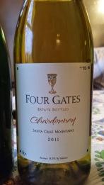 2011 Four gates Chardonnay