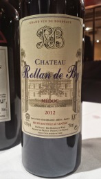 2012 Chateau Rollan de By, Medoc