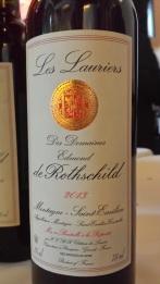 2012 Les Lauries de Rothschild