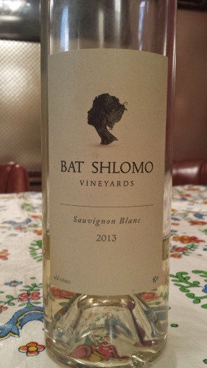 2013 Bat Shlomo Sauvignon Blanc