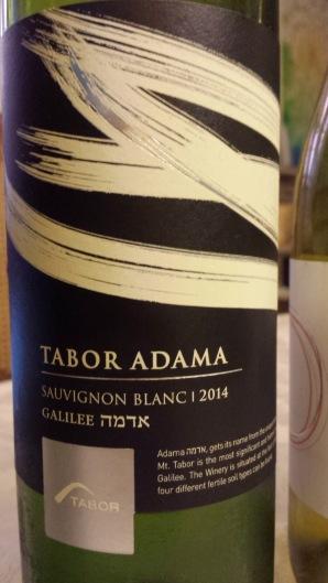 2014 Tabor Sauvignon Blanc
