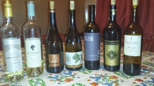 Wines from the second days of Passover