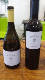 2012 Matar Cumulus and 2013 Matar Chard