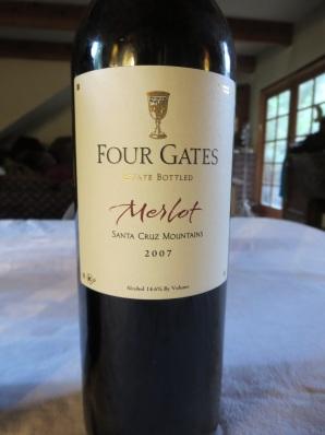 2007 Four Gates Merlot