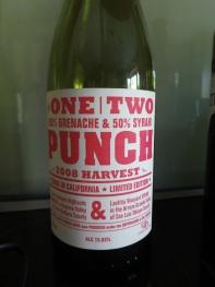 2008 Shirah One Two Punch