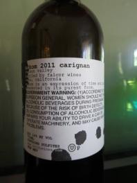 2011 Makom Carignan - bl