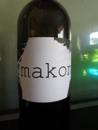 2011 Makom Carignan