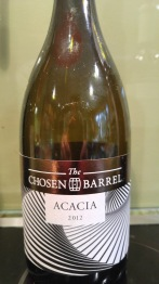 2012 The Chosen Barrel Acacia