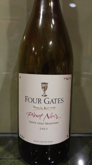 2013 Four Gates Pinot Noir