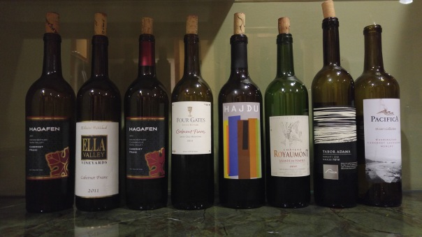 Wines from Shabbat
