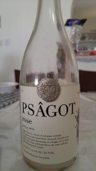 2014 Psagot Rose