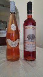 2014 Vina Encina Rose, 2014 Chateau Montaud Rose