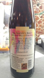 2015 Hagafen Don Ernesto Rose - bl