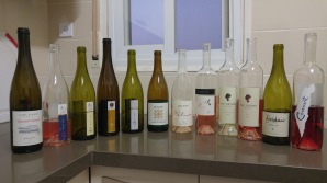 Great wines! 2015 Dalton Gris Alma, 2015 Bat Shlomo Rose and Sauvignon Blanc, 2014 Avidan WhiteTag, 2015 Covenant Israel Rose