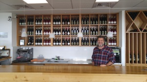 Kishor Winery Tasting Room with Richard Davies