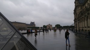 The Louvre angles