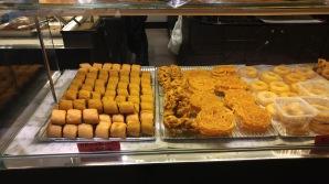 tunisian treats at a paris shop