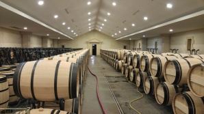 chateau-lascombes-barrel-room