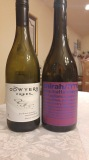 2016 O'dwyers Creek Sauvignon Blanc and 2014 Shirah Aglianico