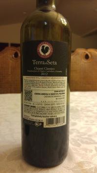 2012 Terra de Seta Chianti Classico - bl