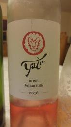 2016 Yatir Rose