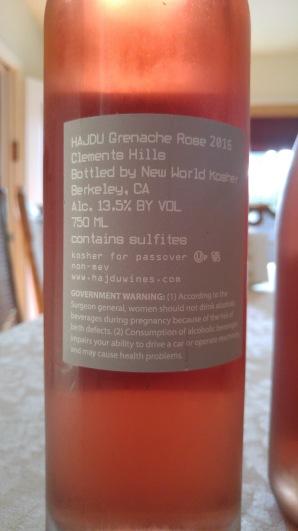 2016 Hajdu Rose - bl