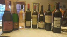 2010 Damien Gachot-Monot Bourgogne, 2014 Hajdu Counoise, Eaglepoint Ranch