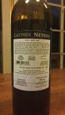 2014 Latour Netofa Red