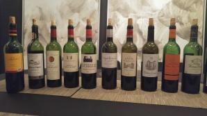 2015 Ramon Cordova Rioja, 2015 Les Lauriers des Rothschild, 2015 Chateau Larcis Jaumat, 2015 Les Roches de Yon Figeac, 2015 Chateau Fontenil, 2015 Chateau Gazin Rocquencourt, 2015 Chatea