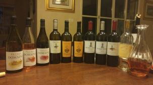 2016 Domaine Netofa Rose, 2016 Domaine Netofa White, 2016 Domaine Netofa Red, 2016 Latour Netofa White, 2016 Netofa Winery Tel Qasser, 2014 Latour Netofa Red, 2014 Latour Netofa Tinto, 2